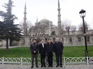 イスタンブール市内