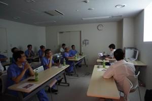 307 Dr佐藤によるレクチャー