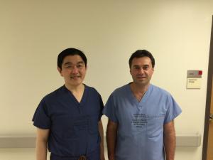 Dr. Lekht & Dr. Shiina